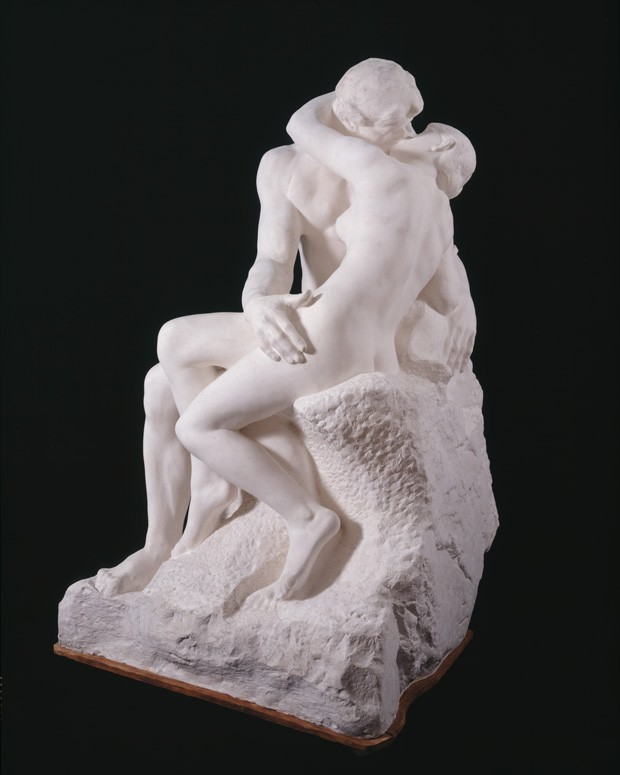 Auguste Rodin 'Poljubac'