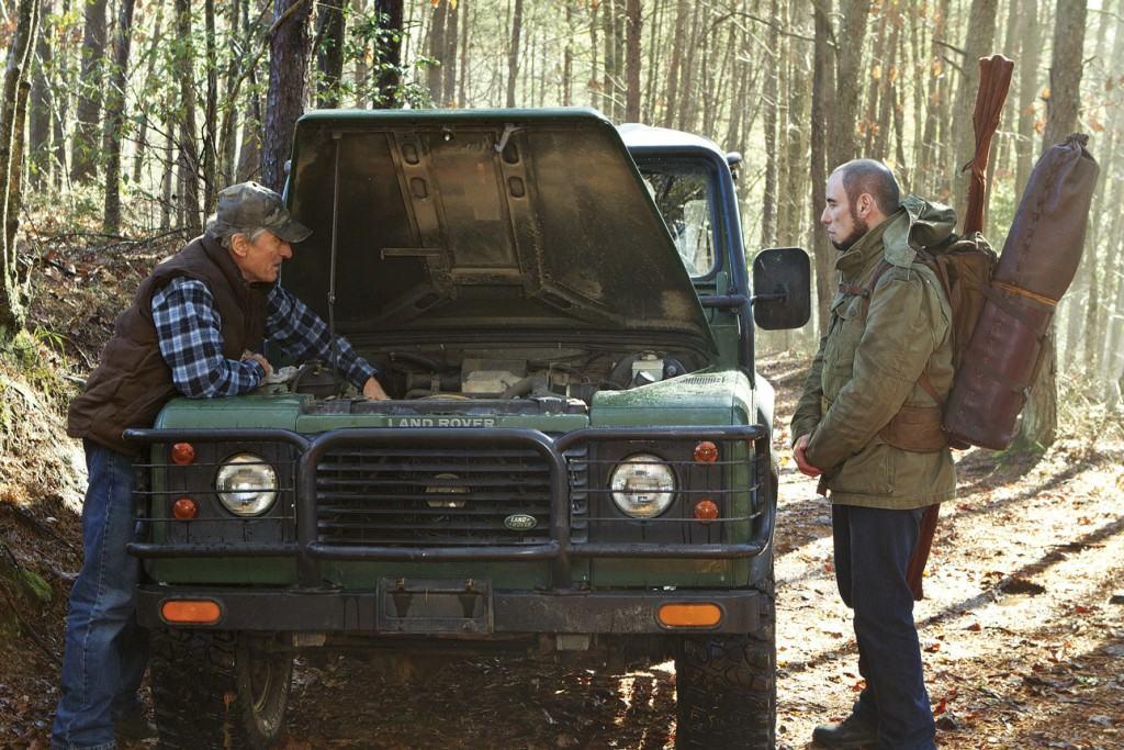 Scene from Killing Season with Robert de Niro