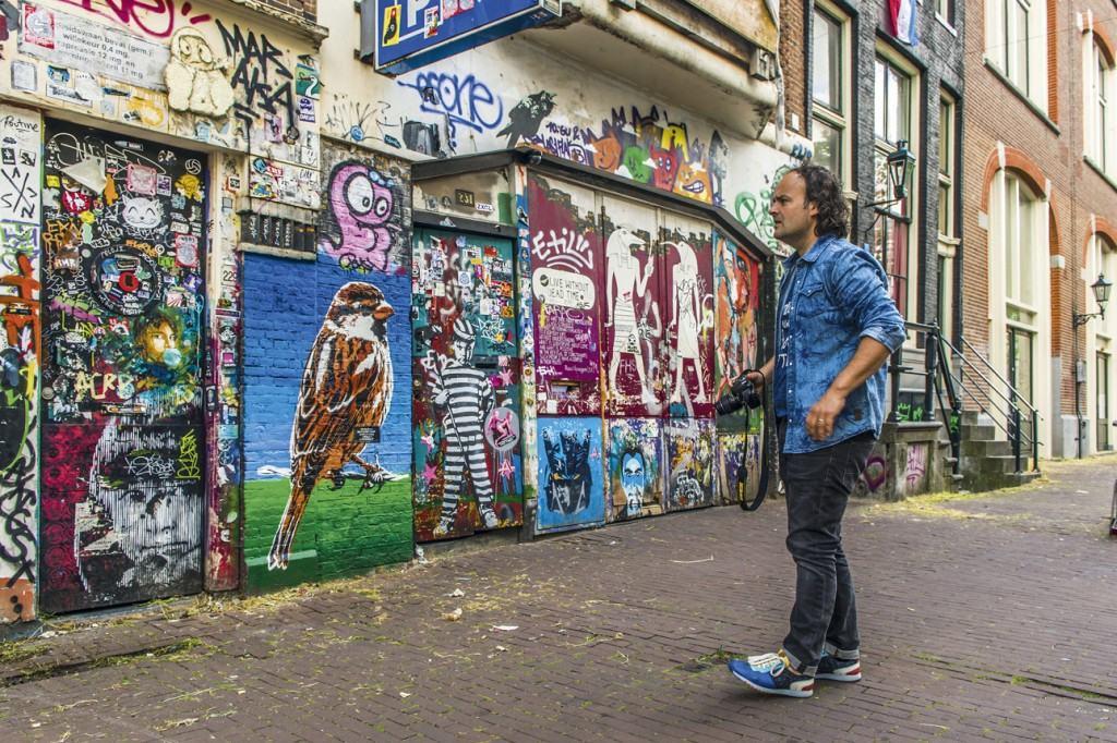 Inspiracija za crtanje jahti Vripacu su - grafiti