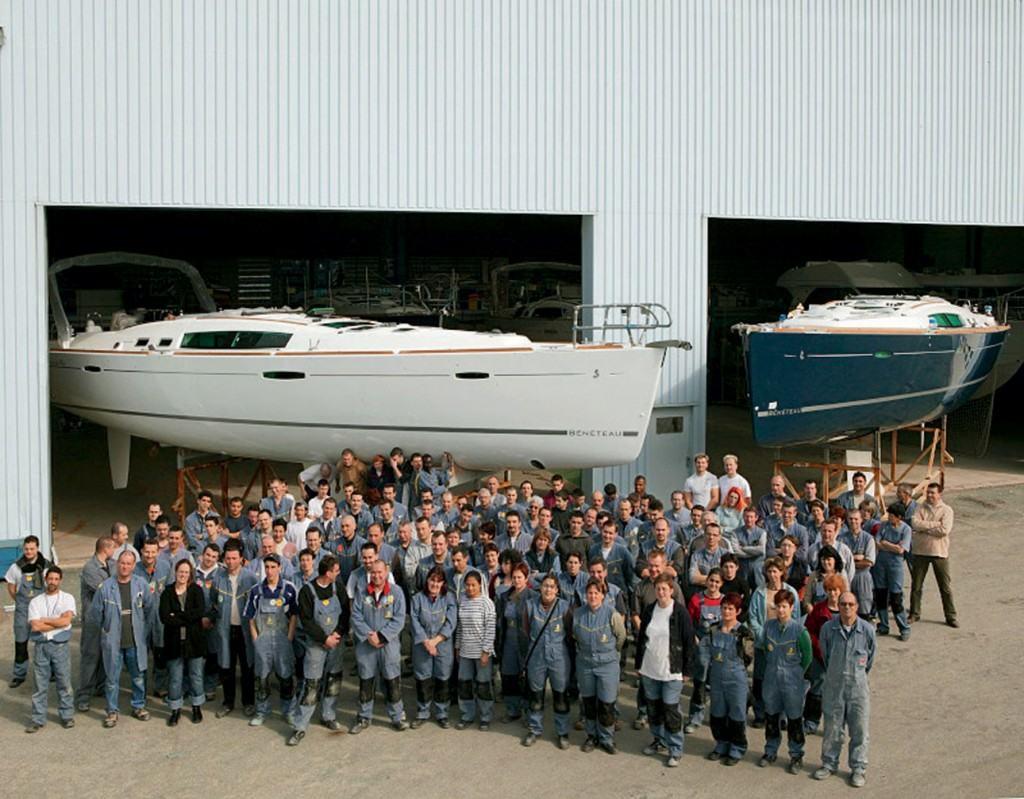 130 godina brodogradilišta Beneteau