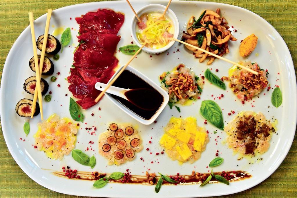 Ukusne delicije kornatskog restorana