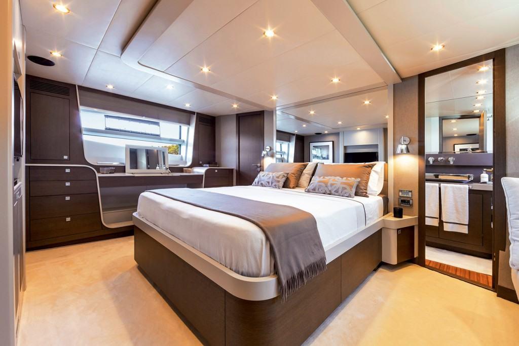 Numarine 70 - VIP kabina