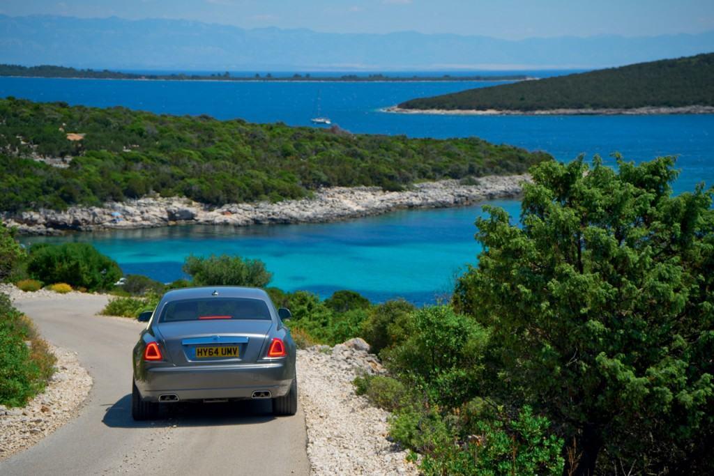 Rolls-Royce Ghost & Lošinj