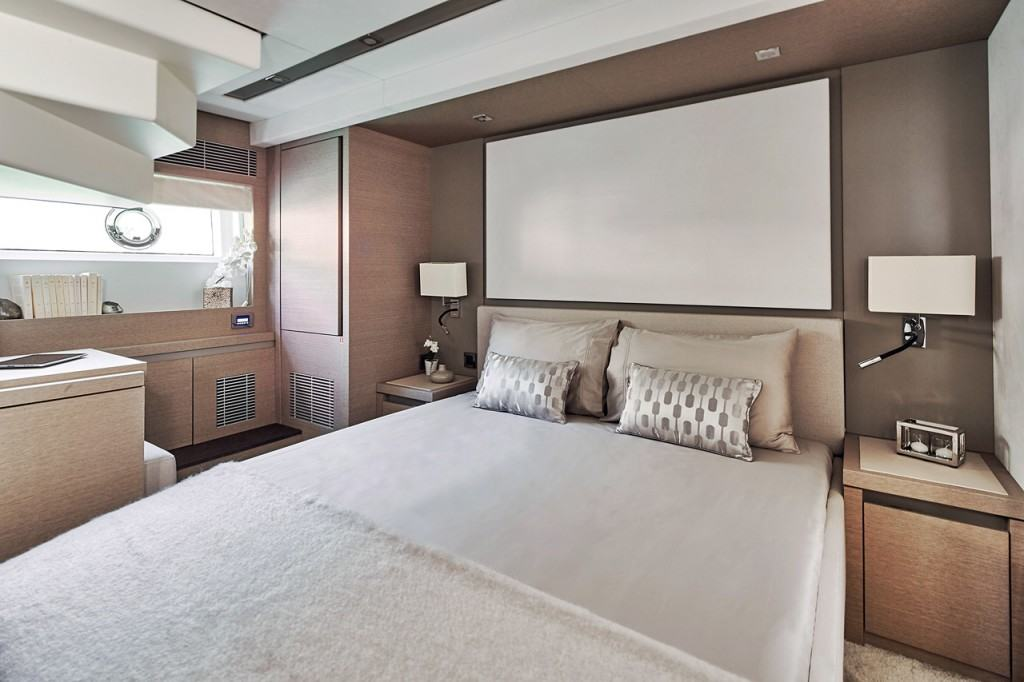 French yacht master cabin