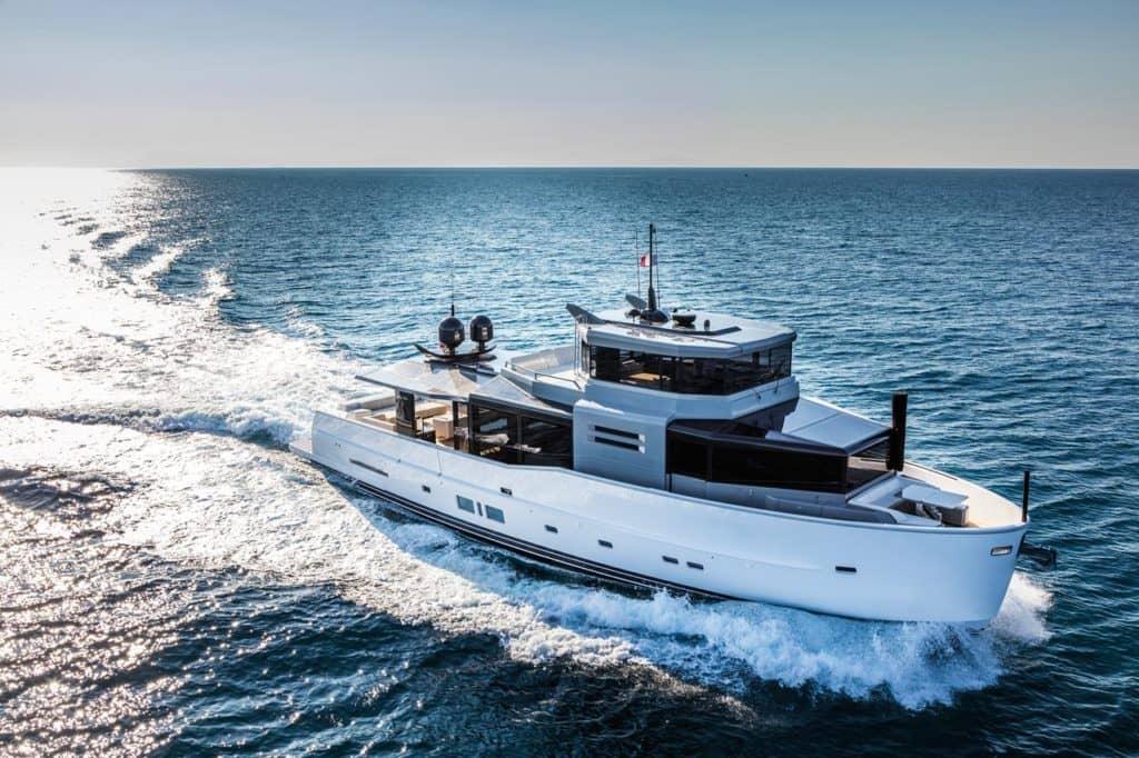 Arcadia Yachts 85S