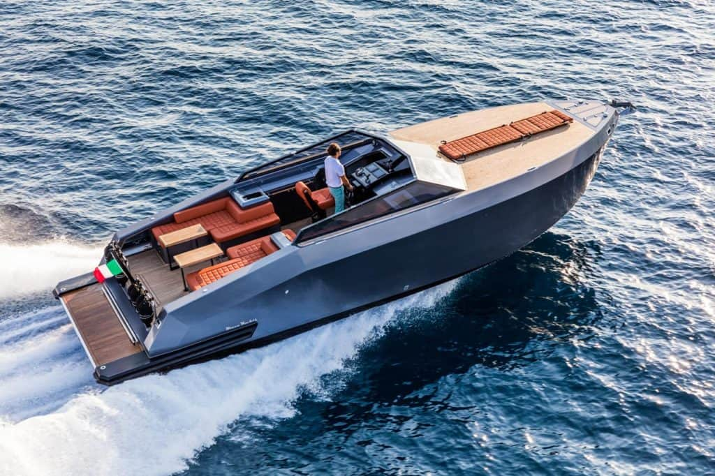Mazu Yachts 38