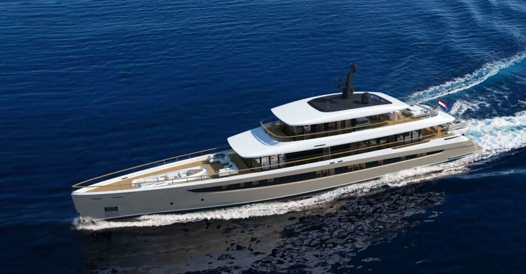 Prime Yachts Azure