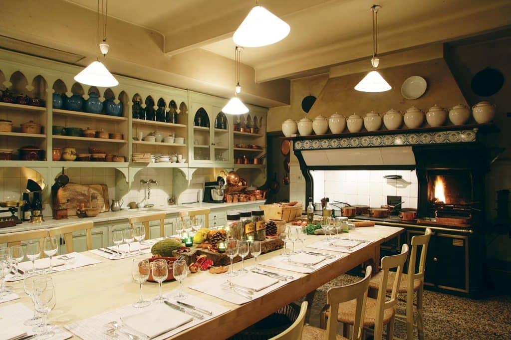 Hotel La Mirande, L'ancienne Cuisine