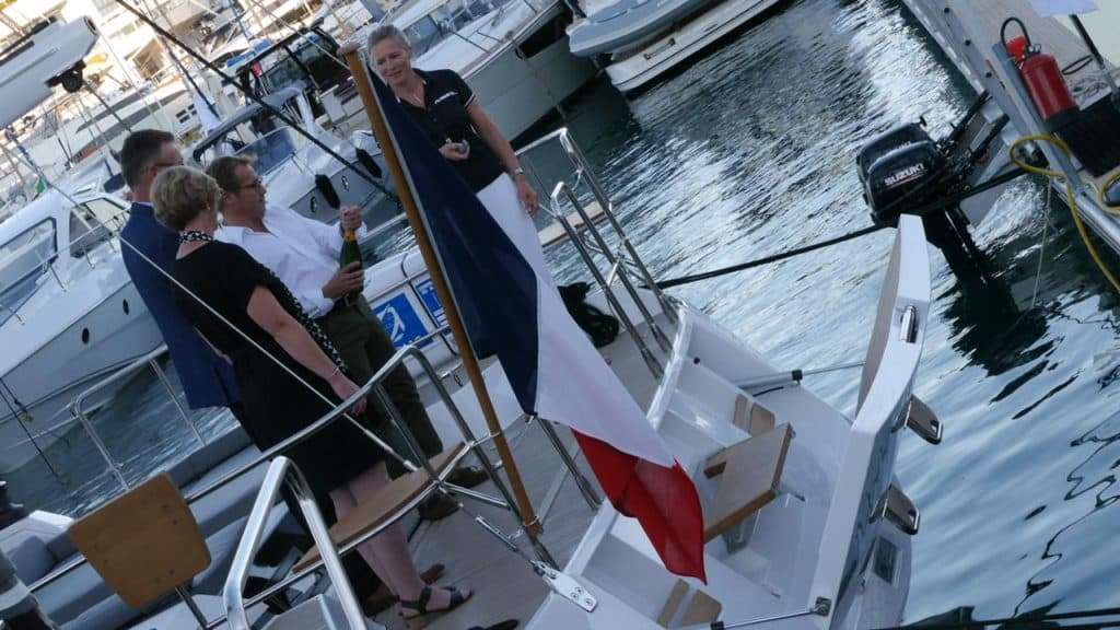 New Amel 50 Christening at Cannes