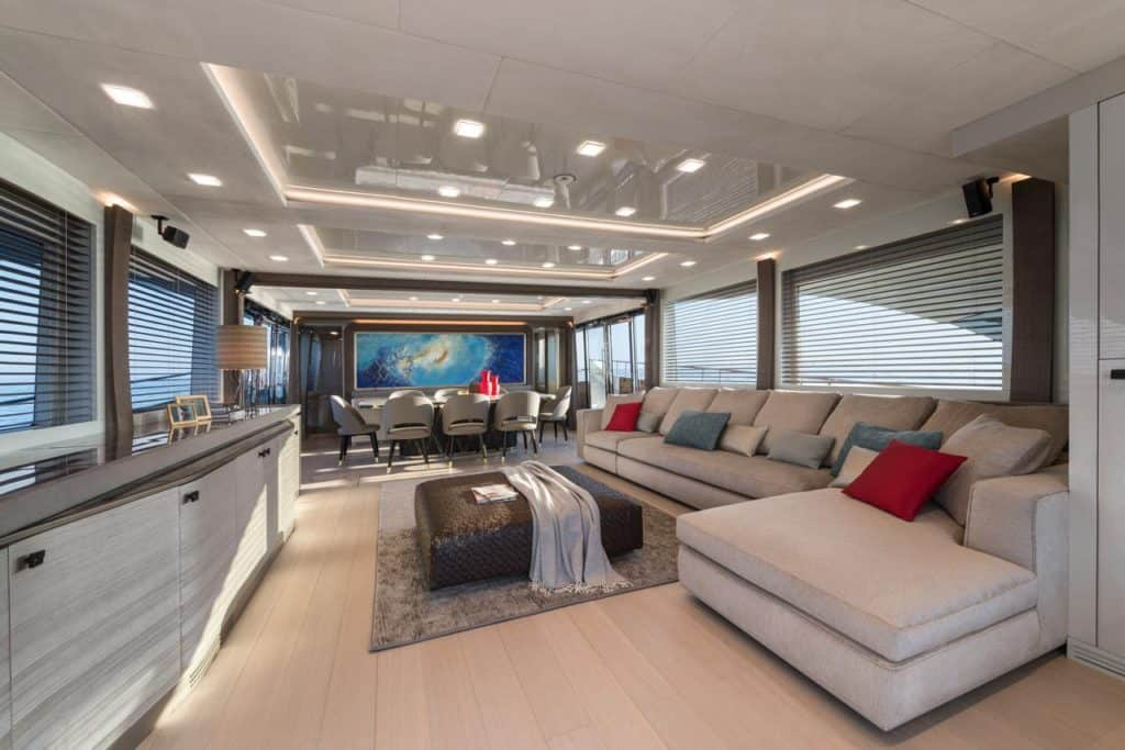 Monte Carlo Yachts, MCY 96