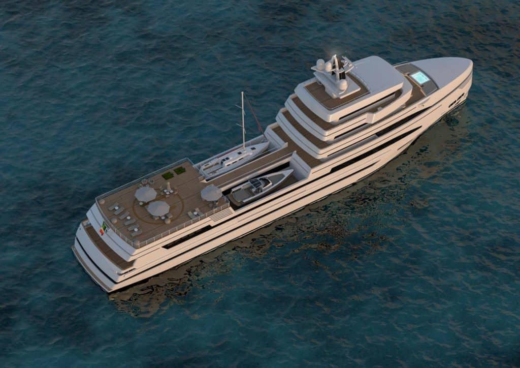 Rosetti Marino Superyacht