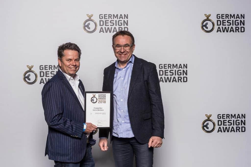 Frauscher, German Design Award 2018