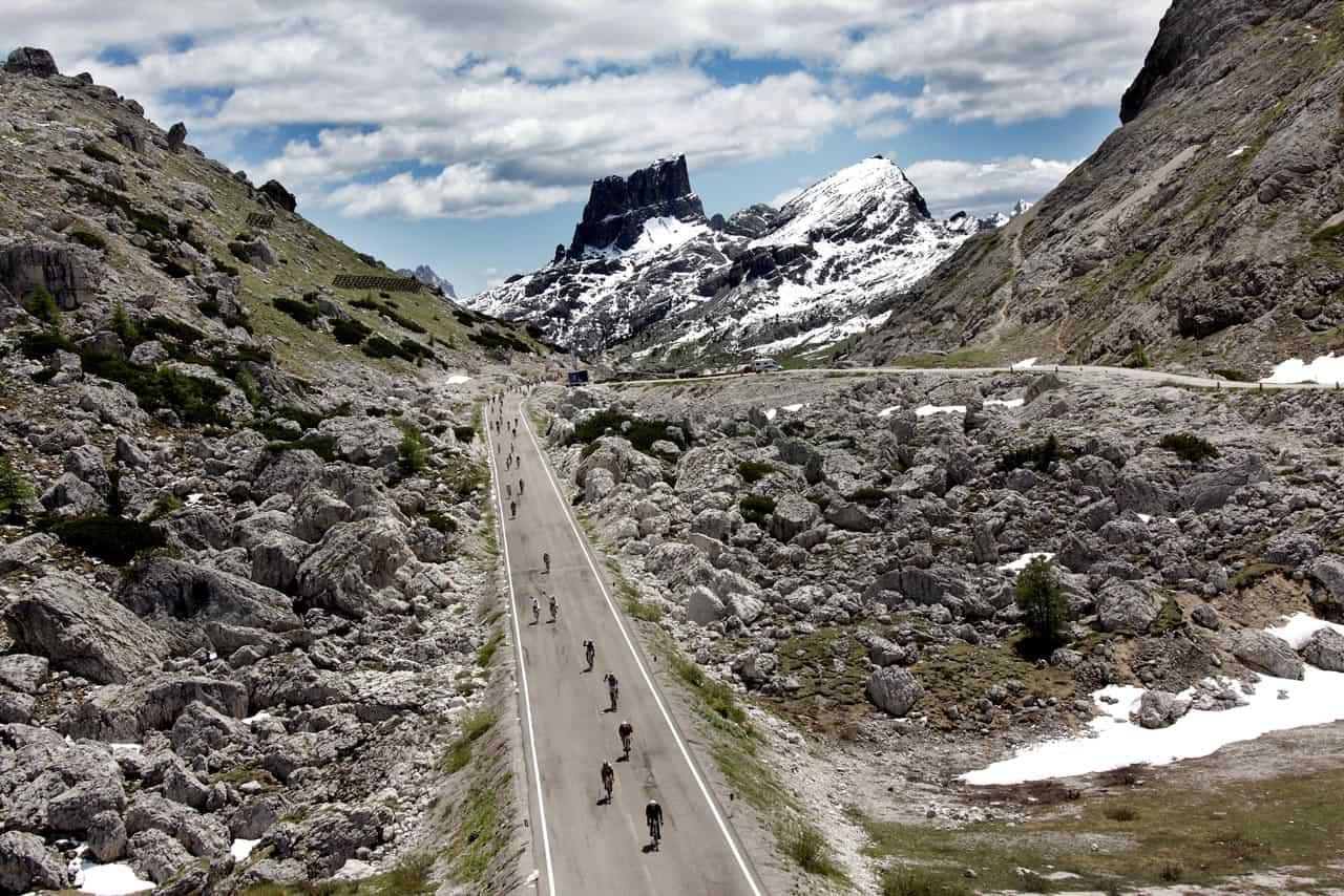 Alta Badia Maratona Dles Dolomites
