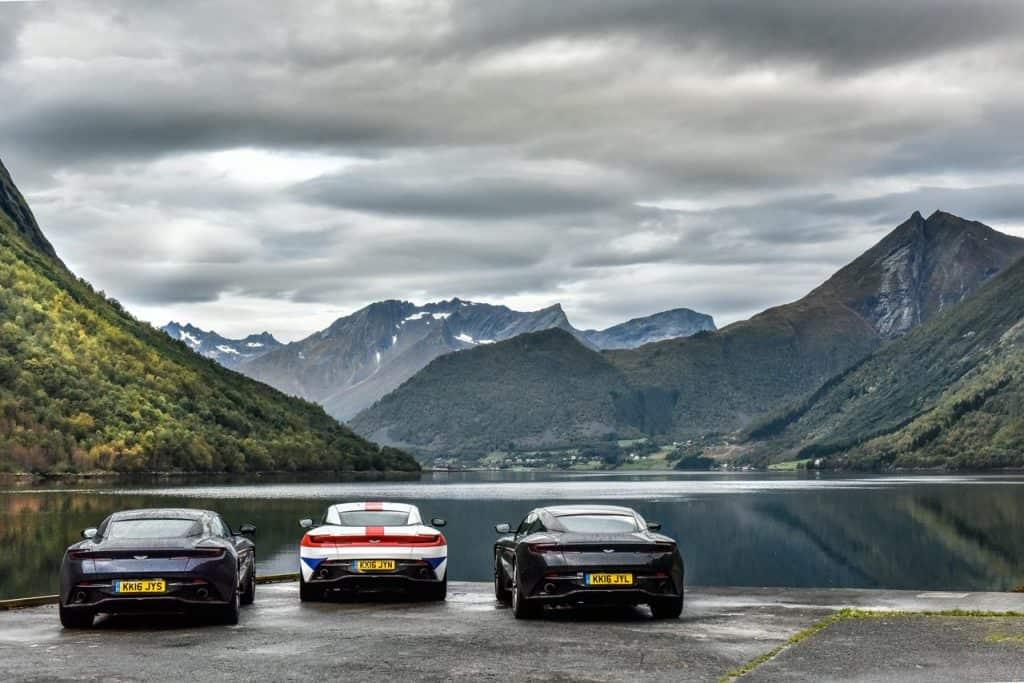 Art Of Living Aston Martin 2018