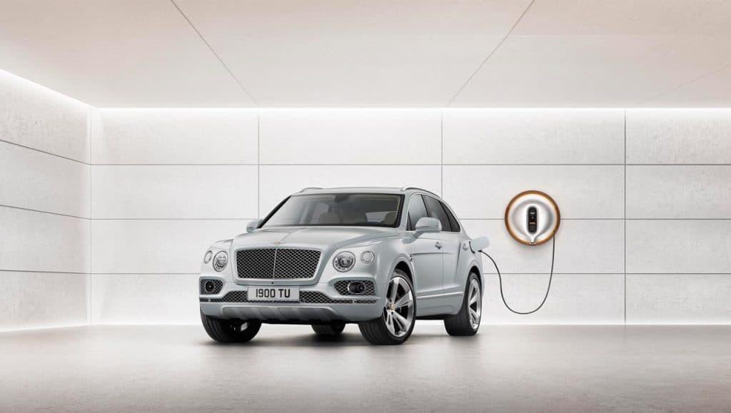 Bentley Bentayga Hybrid Starck