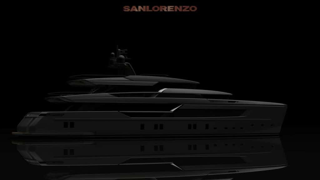 Sanlorenzo 44Alloy Zuccon