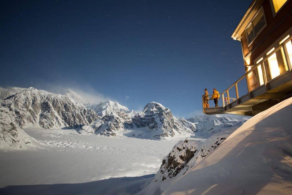 Sheldon Chalet Alaska