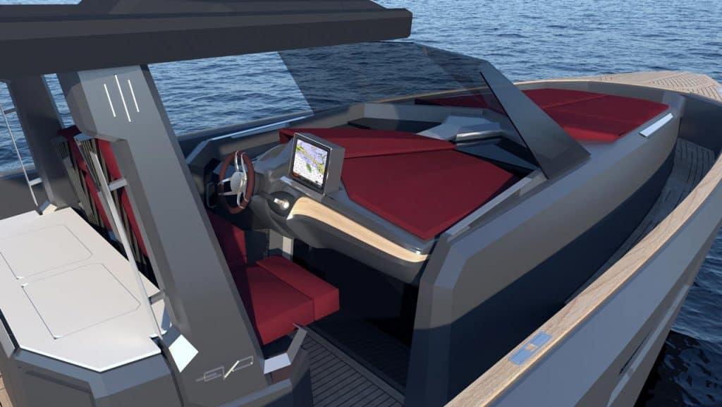 Evo Yachts Evo CC