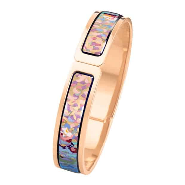 Freywille Ballerina Clasp Bangle