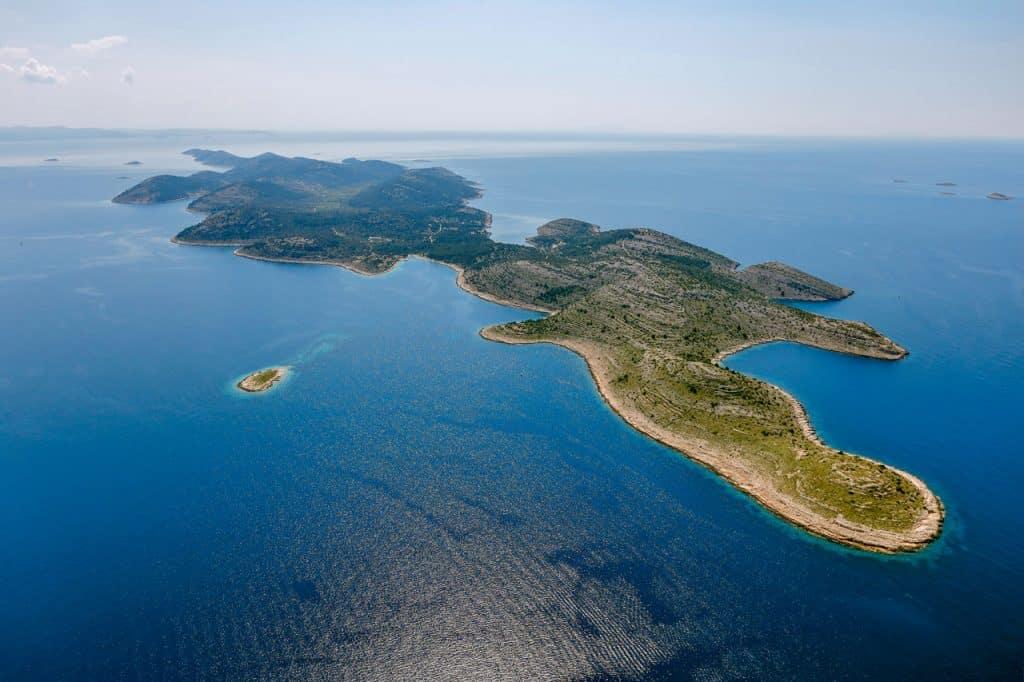 Šibenik archipelago Žirje