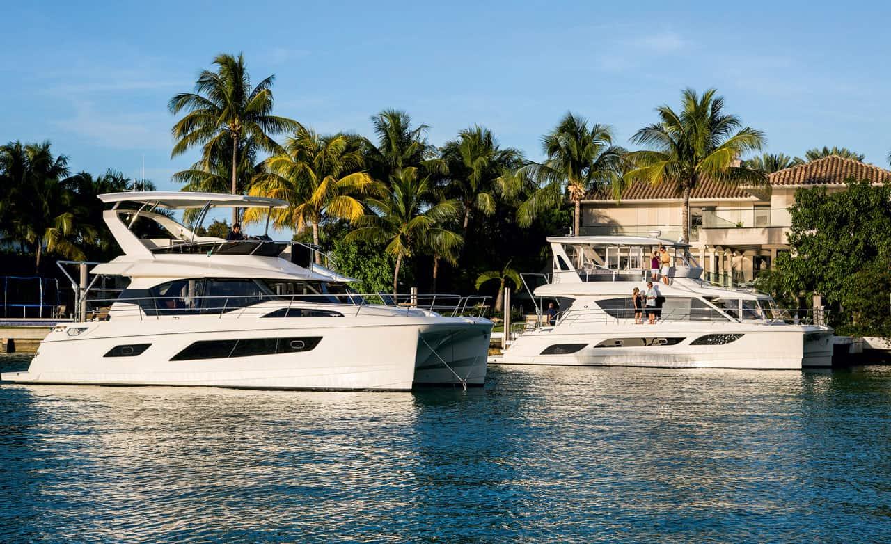 Aquila Catamarans