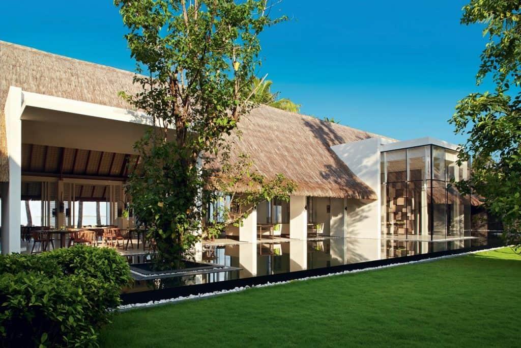 Cheval Blanc Randheli Maldivi