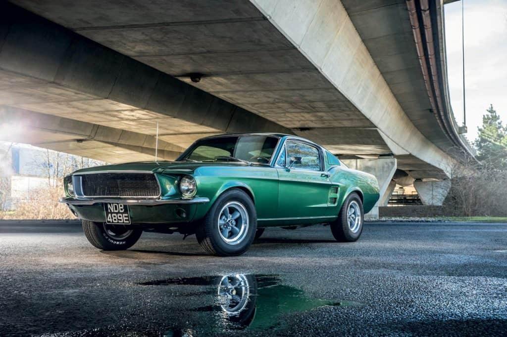 Old-timer Ford