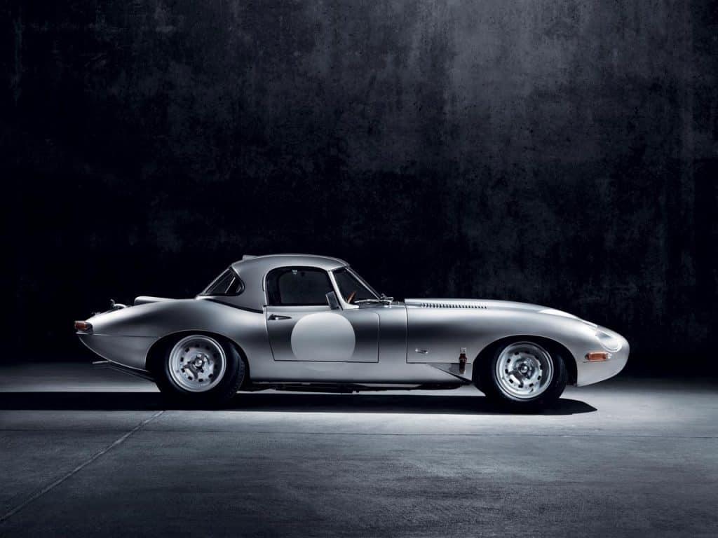 Old-timer Jaguar