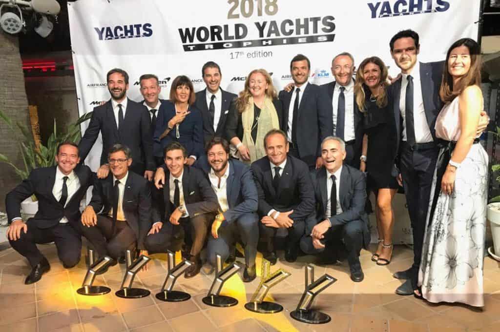 Ferretti Group 2018