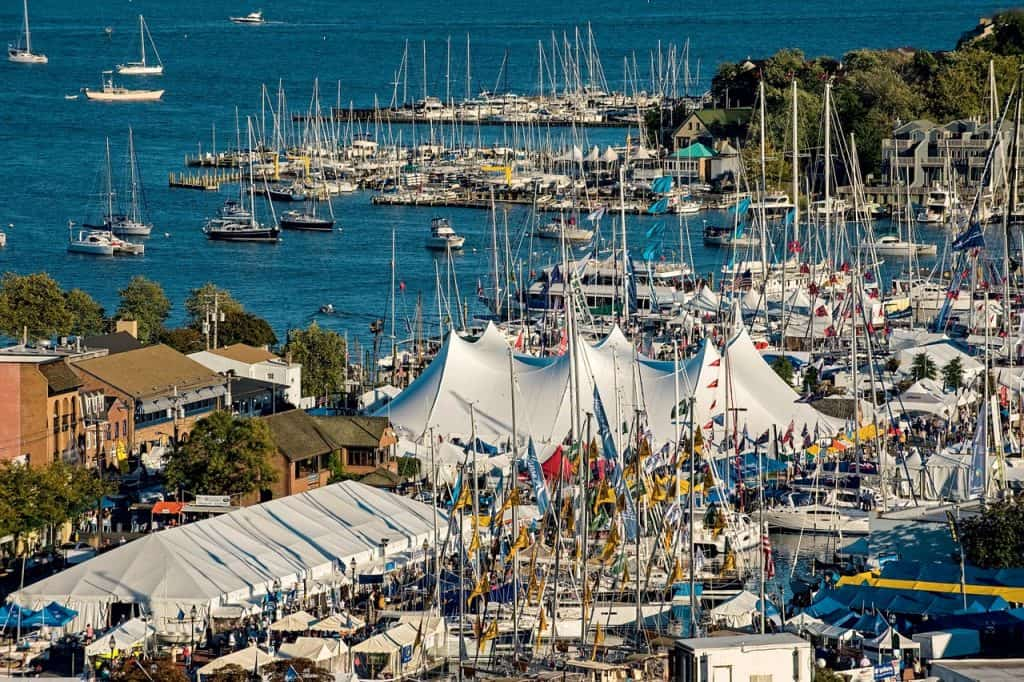 US Sailboat Show 2018