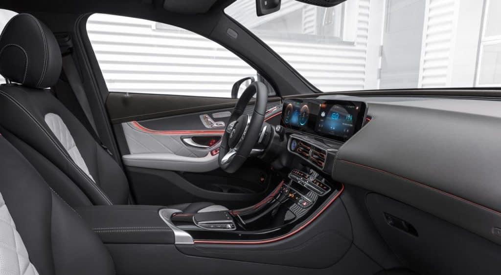 EQC Mercedes Benz Electric