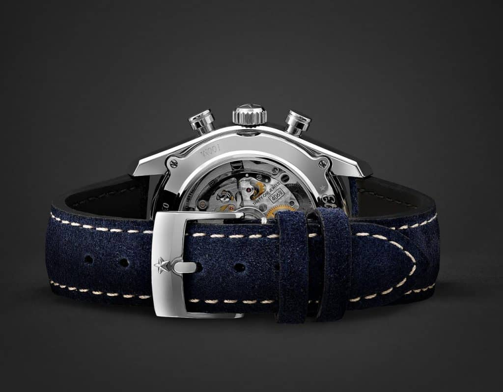 Zenith Chronomaster El Primero Blue