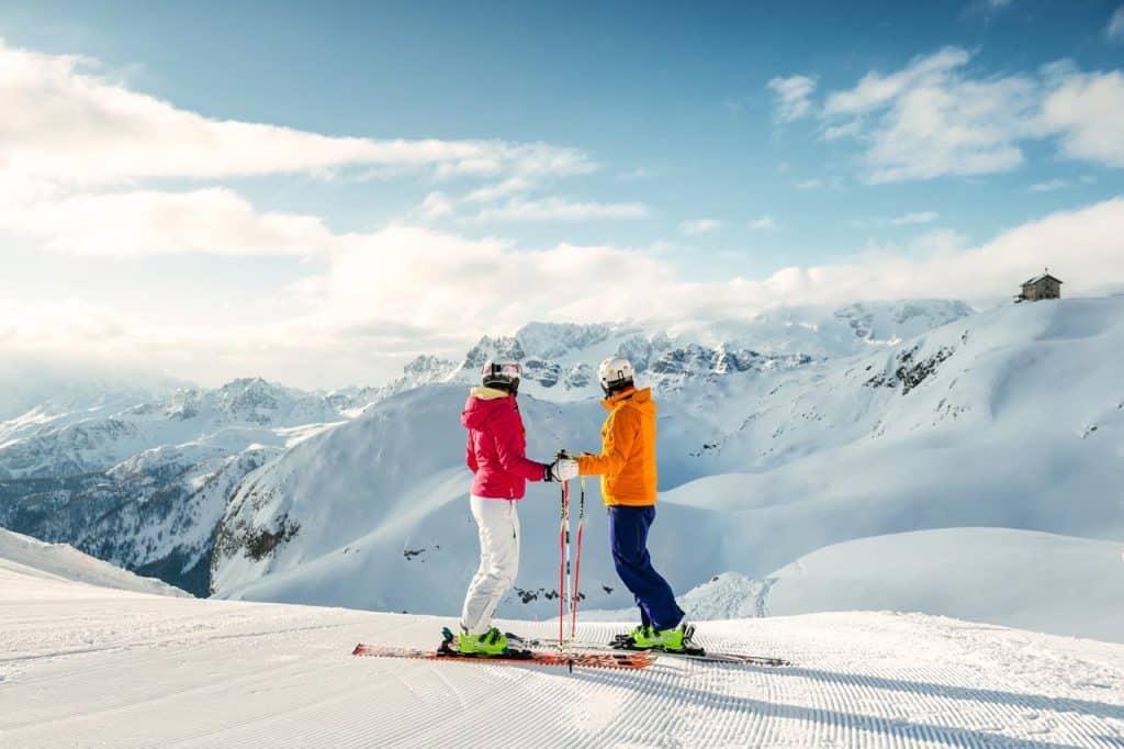 Alta Badia Skiing
