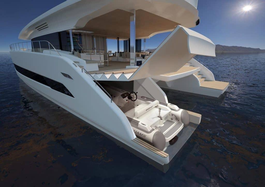 Silent 79 Catamaran, Silent-Yachts