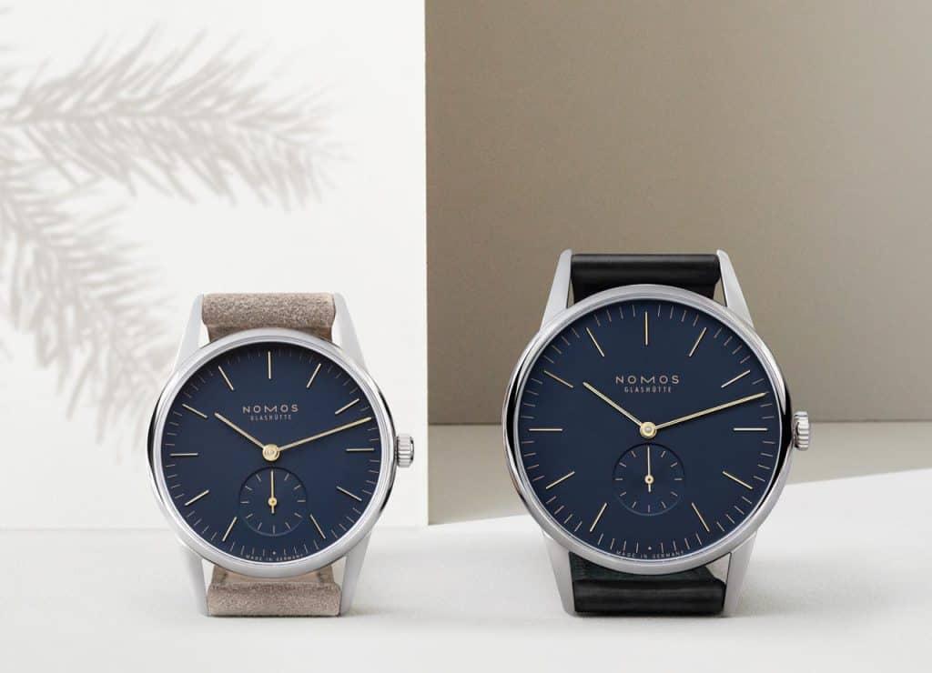 Nomos Glashuette Orion Watch