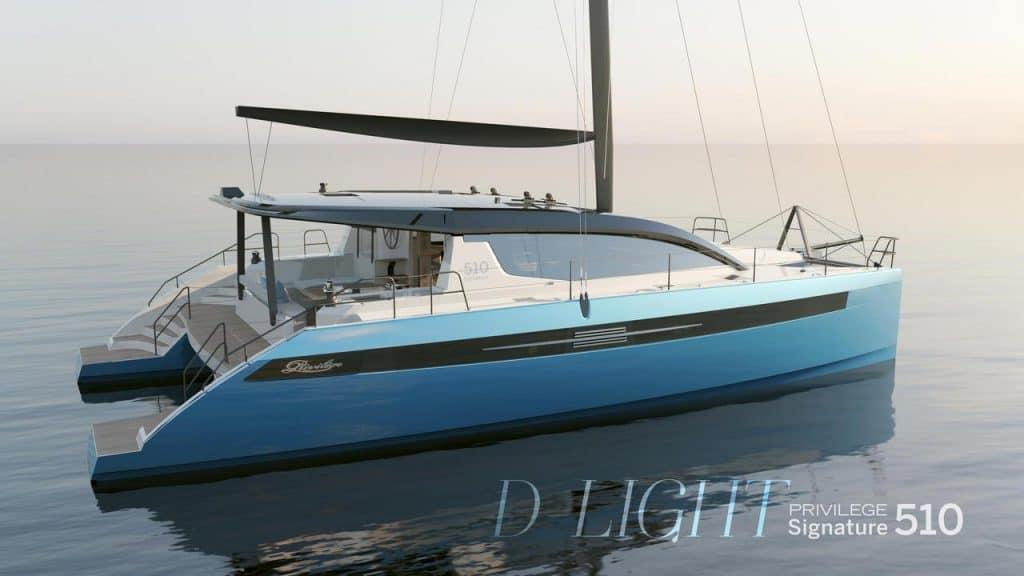 Privilege 510 Signature D Light