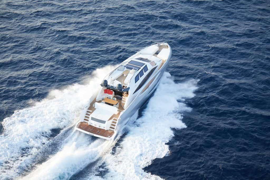 Customized Numarine Furrion Yacht Adonis