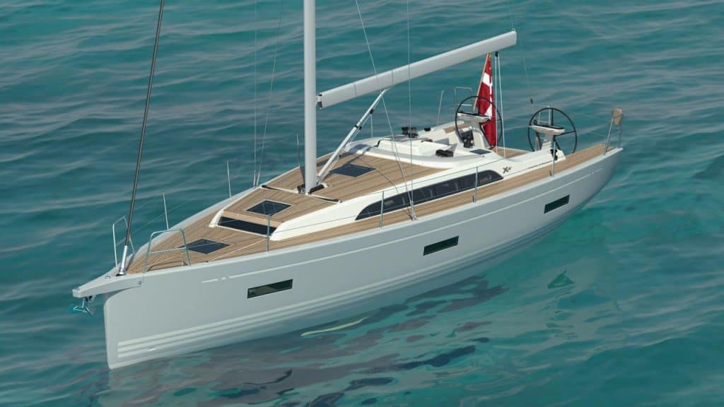 X Yachts X4.0
