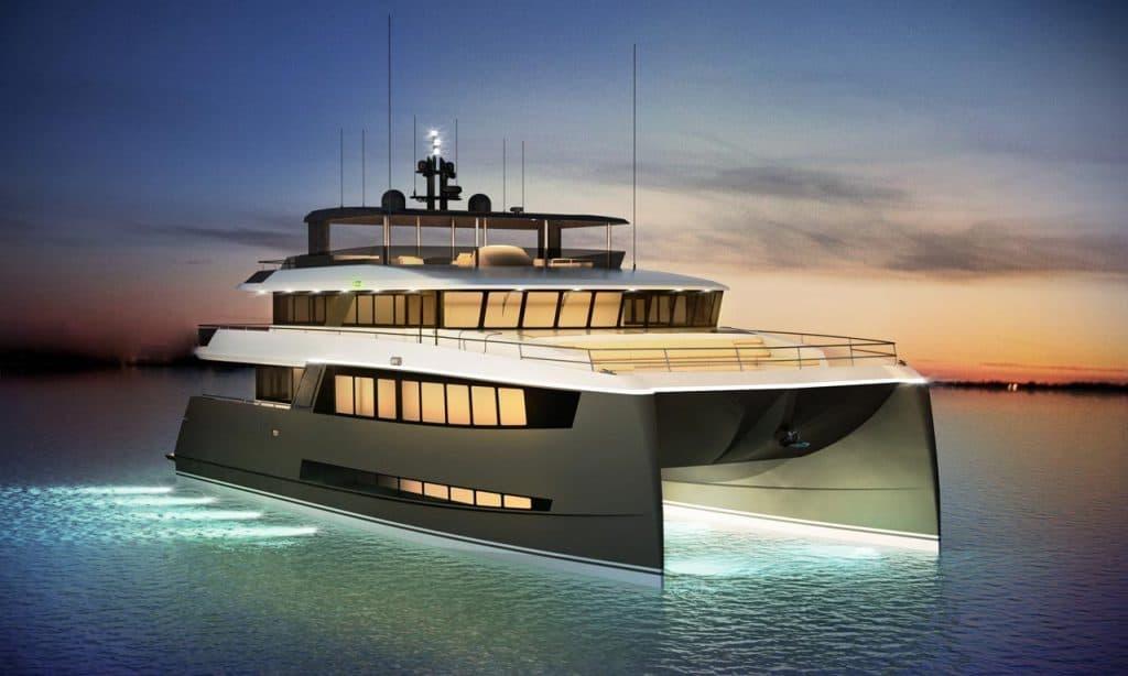 Amasea Yachts New Brand