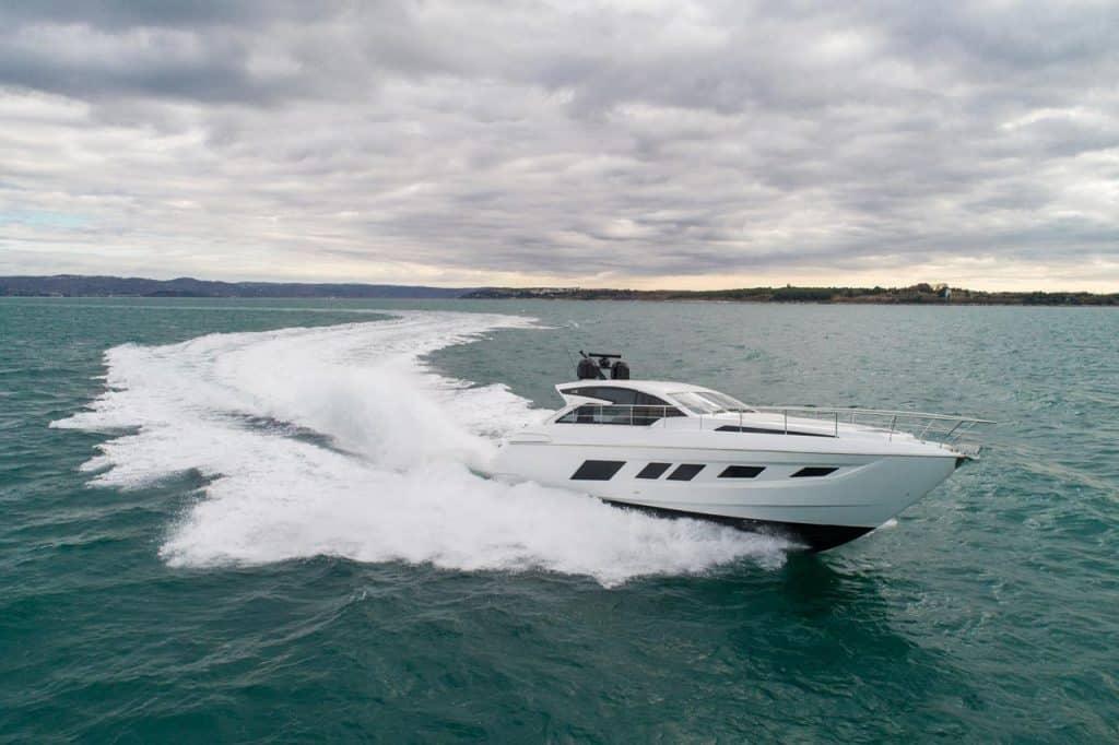 S55 Filippetti Yacht, Miami Yacht Show 2019