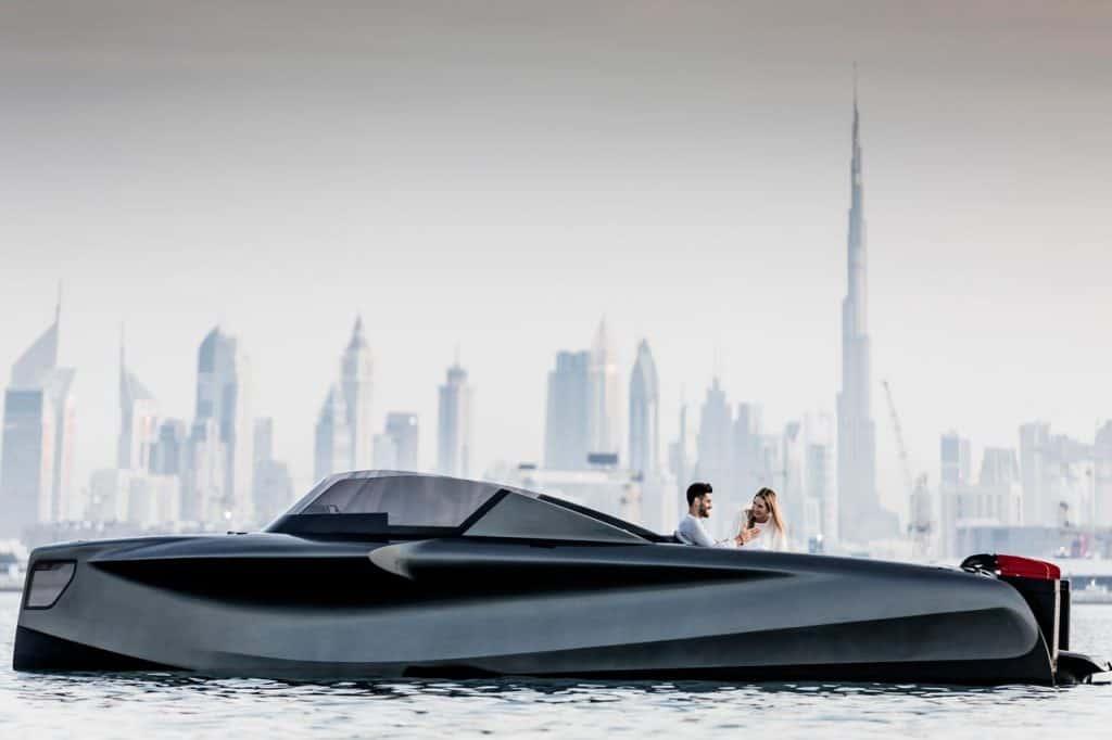 Foiler Dubai Boat Show