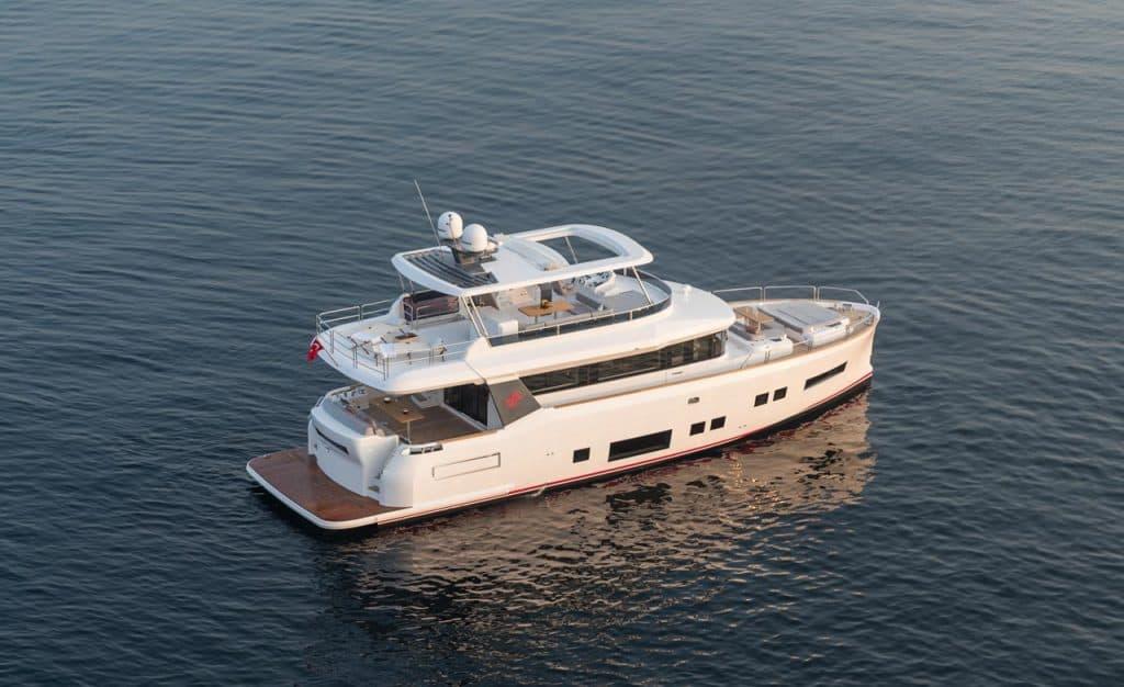 Sirena Dubai Boat Show