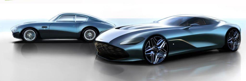 Aston Martin Centenary Colleciton