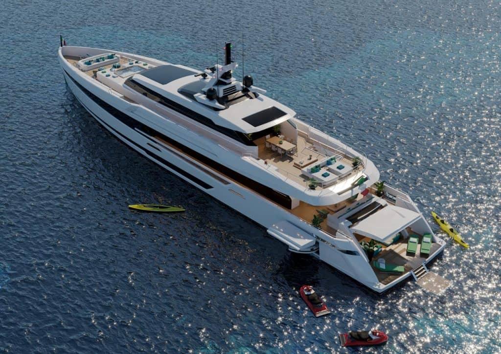 Palumbo Superyachts Columbus 50S