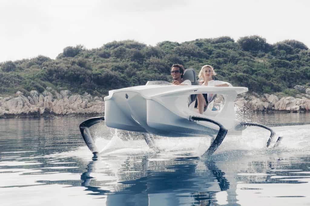 Quadrofoil Personal Watercraft