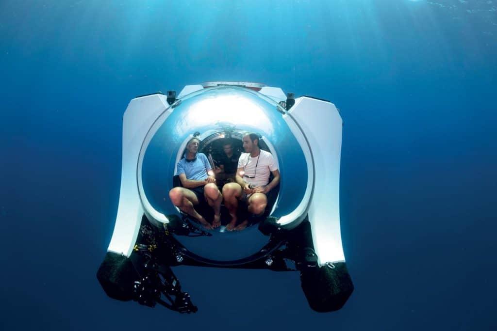 U Boat Worx Superyacht Sub