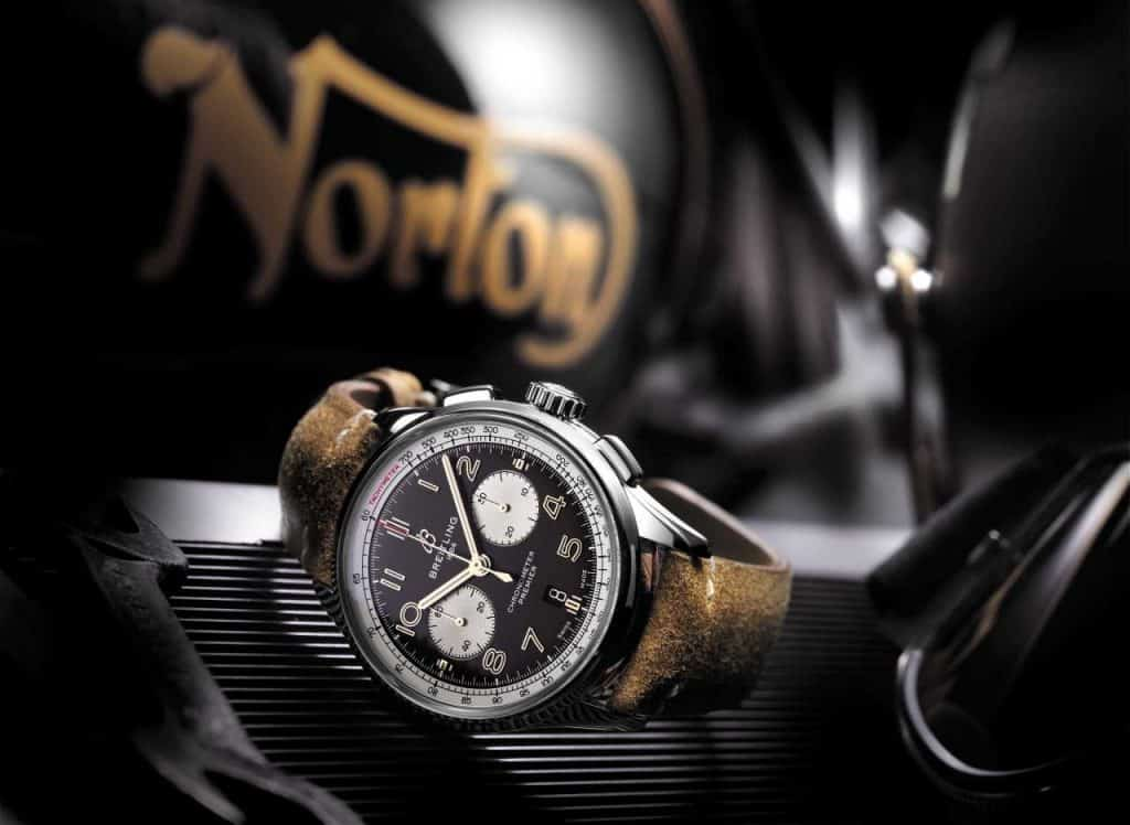 Breitling Norton, sat