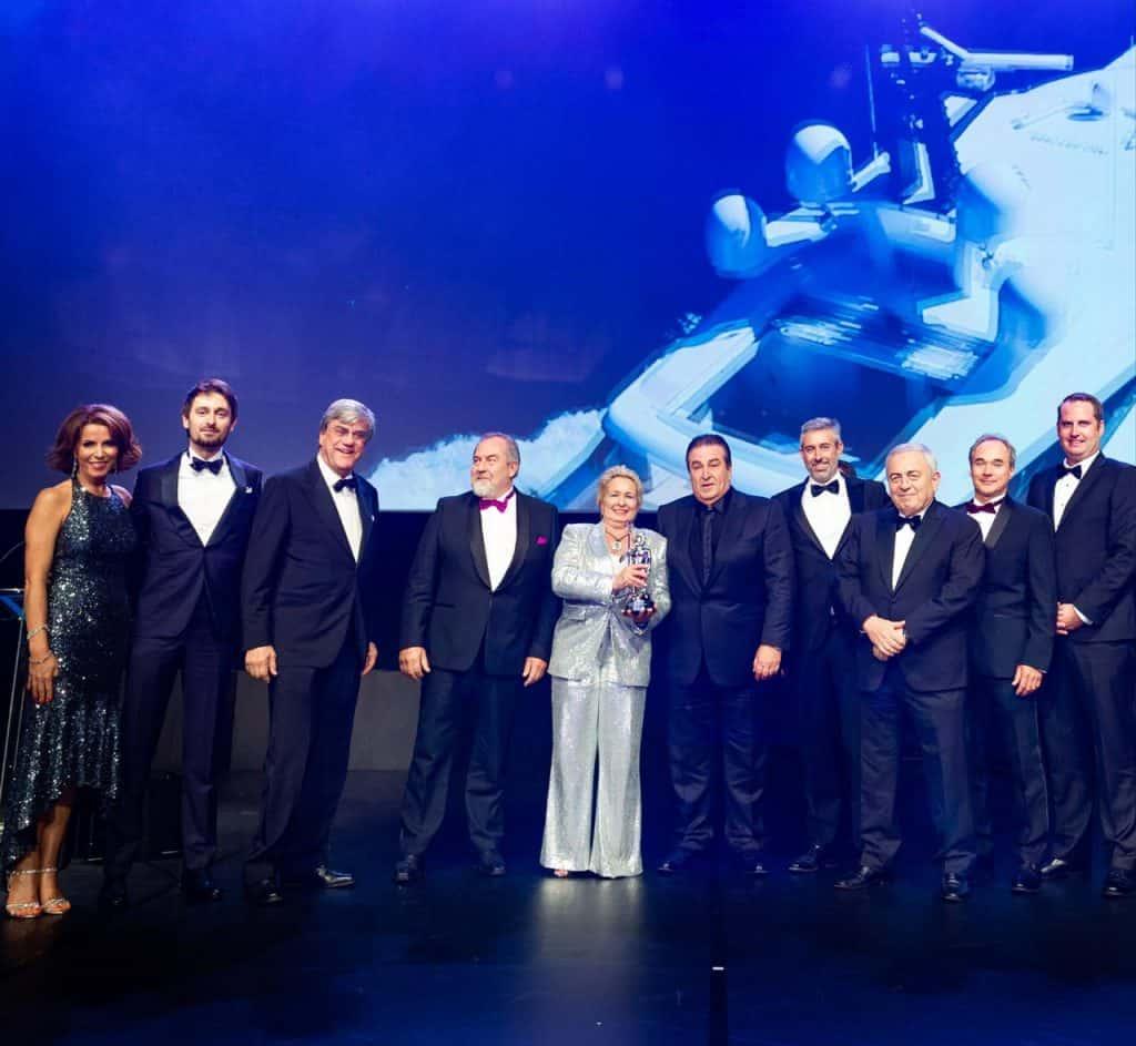 Benetti Award London