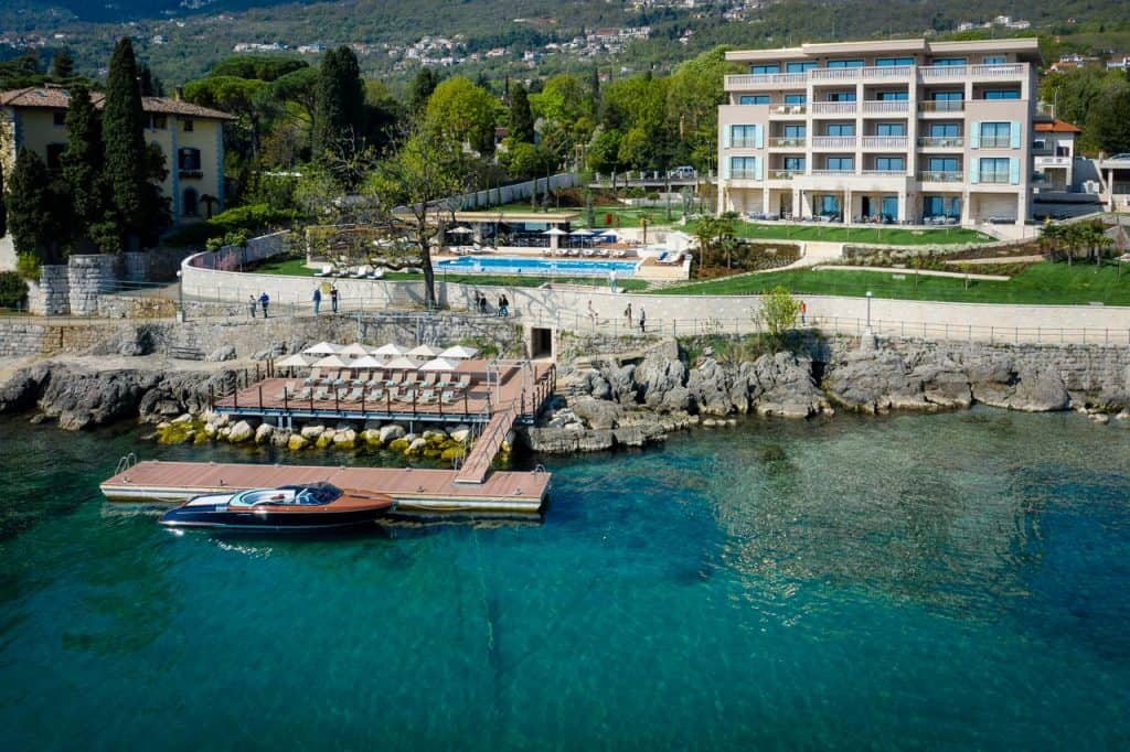 Luksuzni hotel Opatija