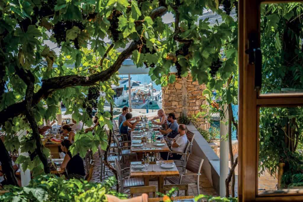 Kornati restorani